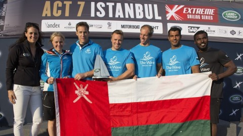 Double victory for The Wave, Muscat as they seize Act title and Land Rover Above & Beyond Award