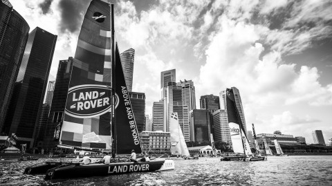 VIDEO: Extreme Sailing Series™ 2015 Form Guide