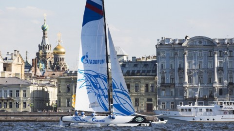 Gazprom Team Russia to stage a wildcard comeback