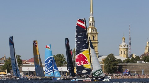 Return to Russia for the Extreme Sailing Series™