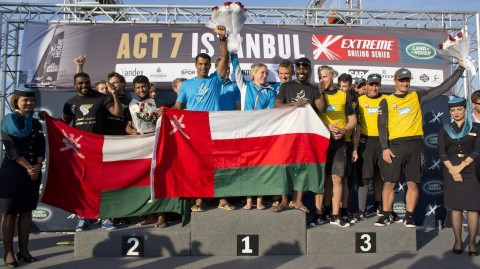 Total domination: The Wave, Muscat wins in Istanbul with two races to spare