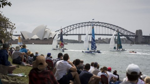 HOW TO FOLLOW: 2016 EXTREME SAILING SERIES™ FINAL IN SYDNEY, AUSTRALIA