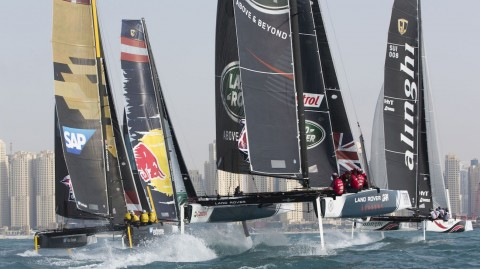 The Extreme Sailing Series™ heads to the Americas as the 2017 calendar is revealed