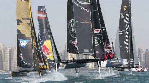 Presentato il calendario 2017 delle Extreme Sailing Series™, il circuito toccherà anche il contine