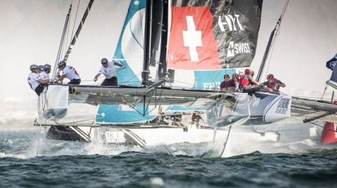 Extreme Sailing Series™ announces Red Handed as Host Broadcaster and IMG as Distribution Partner