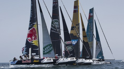 Extreme Sailing Series™ partners with Cisco Systems