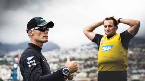 Michael Hestbæk: Coaching the speed merchants in the Extreme Sailing Series™