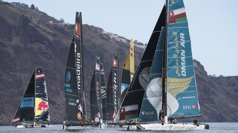 VIDEO: 2017 Extreme Sailing Series™ - the venues