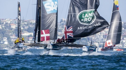 VIDEO: 2016, the year the Extreme Sailing Series™ went foiling
