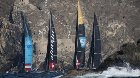 VIDEO: Act 1, Muscat day four live race replay