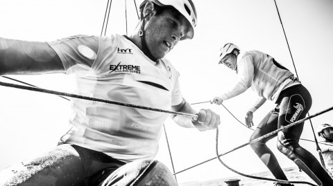 Getting to know Alinghi's Timothé Lapauw