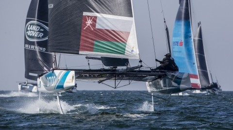 VIDEO: Act 1, Muscat day three live race replay