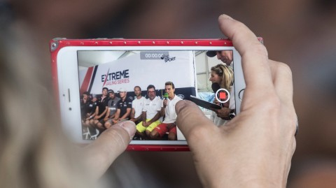 Extreme Sailing Series™ Act 4 press conference: what they said