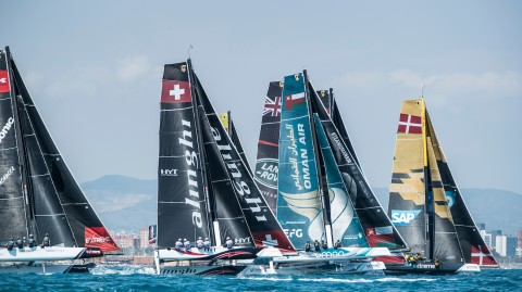 Day three thriller sees leaderboard reshuffle as battle for Barcelona heats up