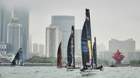 What the skippers have to say ahead of tricky Qingdao