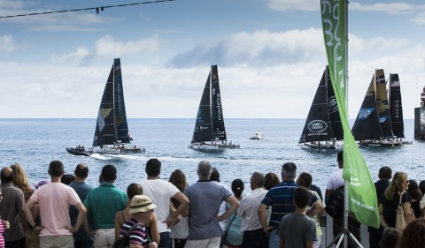 Extreme Sailing Series™ returns to the beautiful Madeira Islands