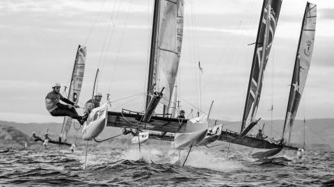 Extreme Sailing Series™ adopts the Flying Phantom Series
