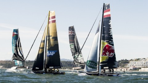 RNZYS Performance Programme ready to challenge on Sydney Harbour