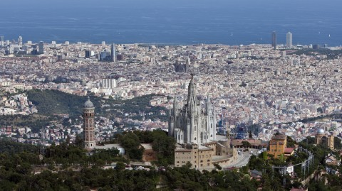 Barcelona revealed as venue for the fourth Act of the 2017 Extreme Sailing Series™