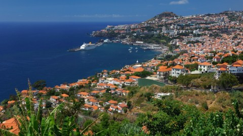 The Extreme Sailing Series™ heads for Madeira