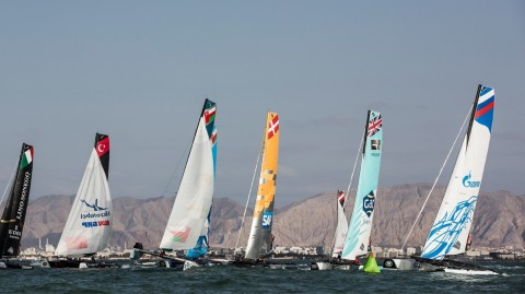 Sultanate of Oman to host first Act of the 2016 Extreme Sailing Series™