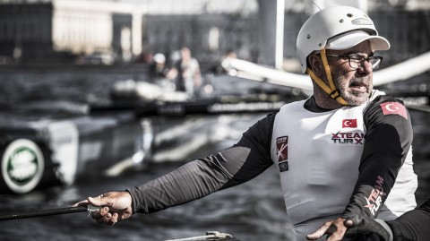 Second Spanish challenger announced for Extreme Sailing Series™ Barcelona line-up