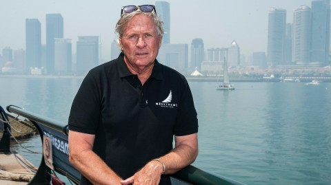 NZ Extreme Sailing Team draft in legendary coach Rod Davis as campaign steps up a gear