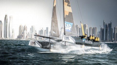 New-look SAP Extreme Sailing Team Returns With Podium Ambitions