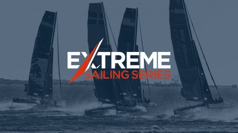 Extreme Sailing Series™ reveals new brand identity
