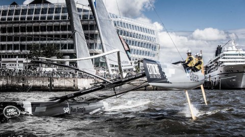 Extreme Sailing Series™ 2016: Auf nach Hamburg!