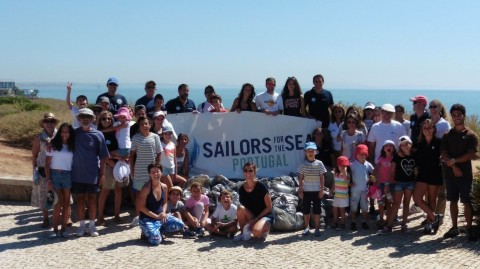 Extreme Sailing Series™ Lisbon joins the race to restore ocean health