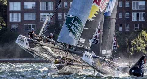 Red Bull Sailing Team announces its return to the Extreme Sailing Series™