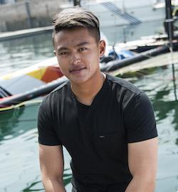 Liu Xue (Black)