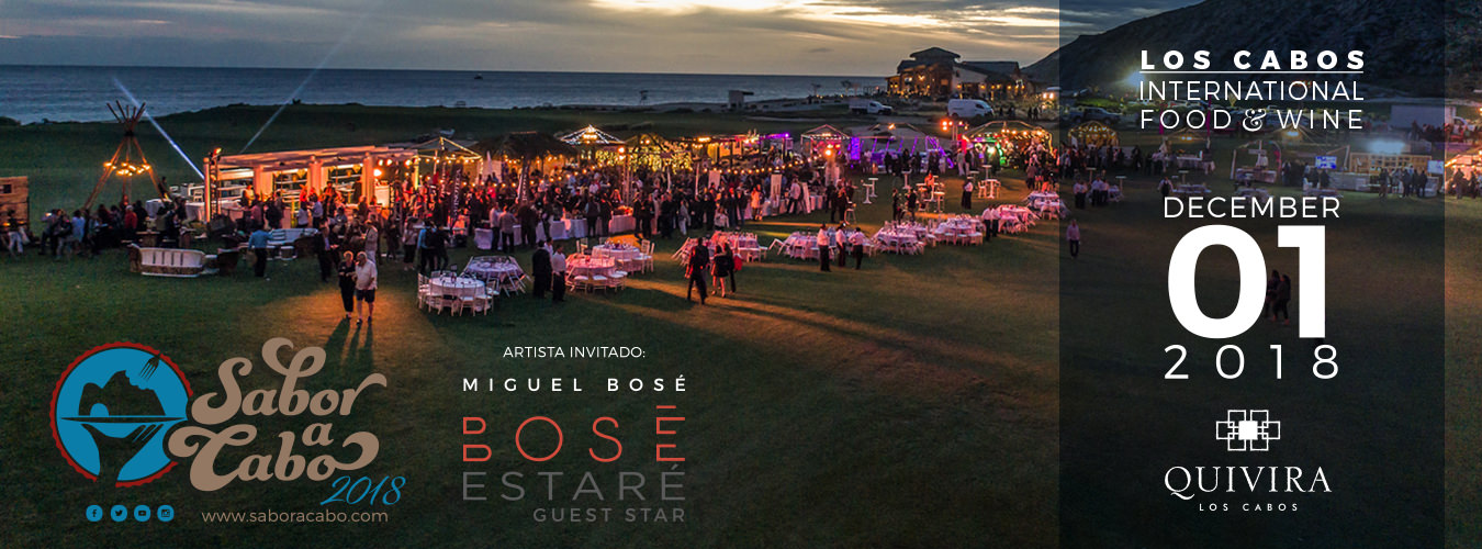 Los Cabos International Food and Wine Festival