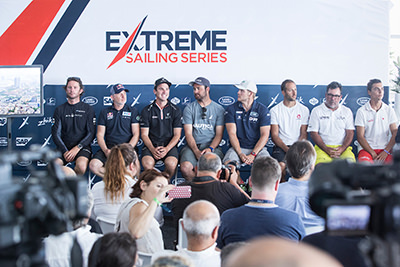 Extreme Sailing Series VIP Extreme Club