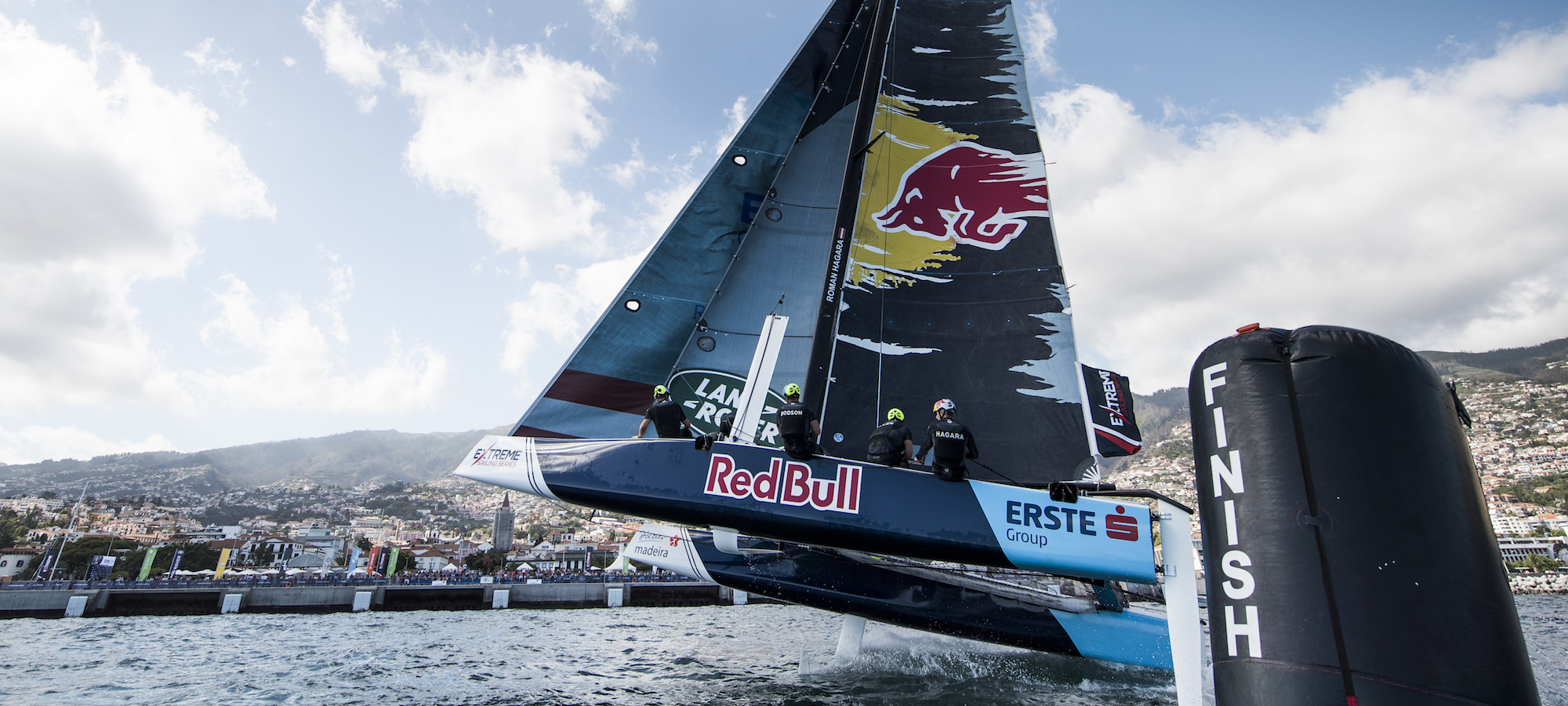 Red Bull Sailing Team | Teams | Extreme Sailing Series