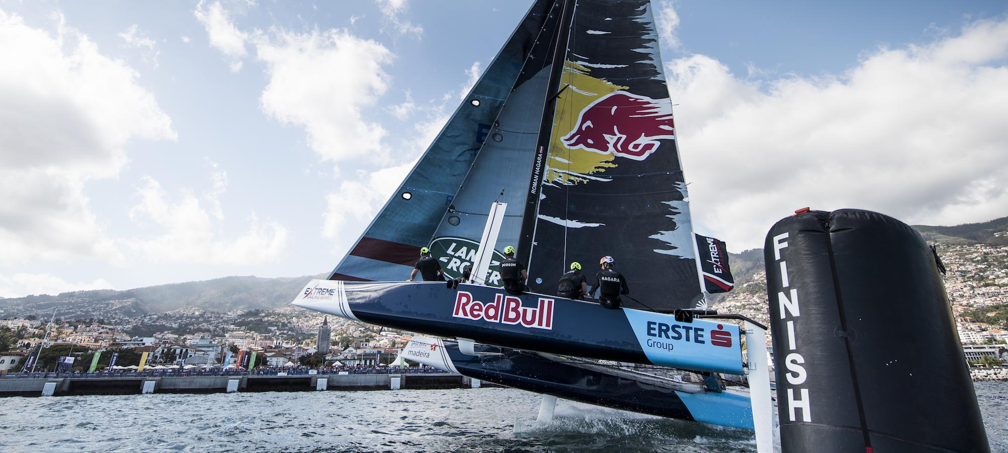 Red Bull Sailing Team Teams Extreme Sailing Series