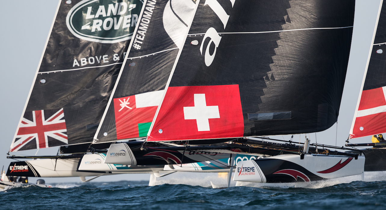 Extreme Sailing Series 2018 - Muscat, Oman - Photo © ESS / Lloyd Images