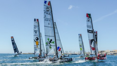 Qingdao and OC Sport partner to deliver China's first ever international Flying Phantom foiling event
