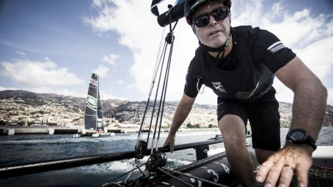 Californian Morgan Larson to make Extreme Sailing Series™ return in San Diego