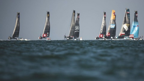 Countdown begins for spectacular Extreme Sailing Series™ San Diego debut