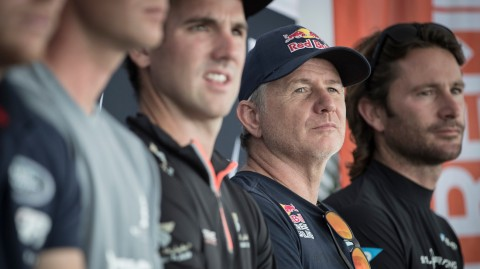 Extreme Sailing Series™ Act 7, San Diego Press Conference: What the skippers said