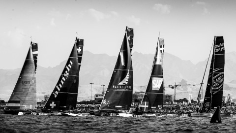 OC Sport confirms the closure of Extreme Sailing Series™