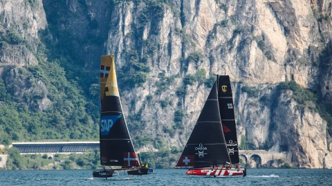 Team Tilt takes the top spot in GC32 World Championship whilst SAP Extreme Sailing Team rules the rankings in the Extreme Sailing Series™