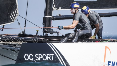 Spotlight On: Spanish Impulse sailors Diego Botín and Florian Trittel
