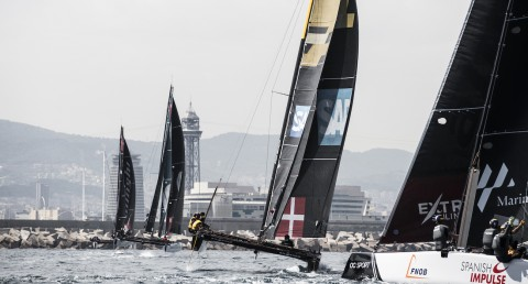 Local team shows fighting form on second day of Barcelona battle