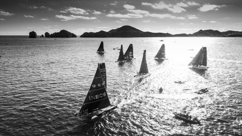 Extreme Sailing Series™ 2019 update