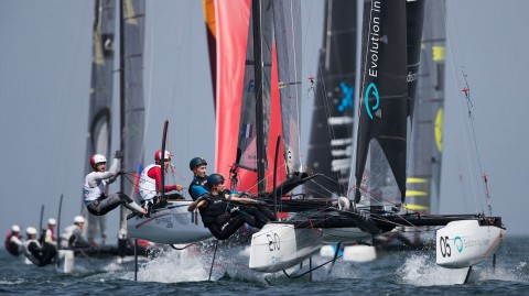 Fleet to take flight in Quiberon, France, for Act 2 of the Flying Phantom Series