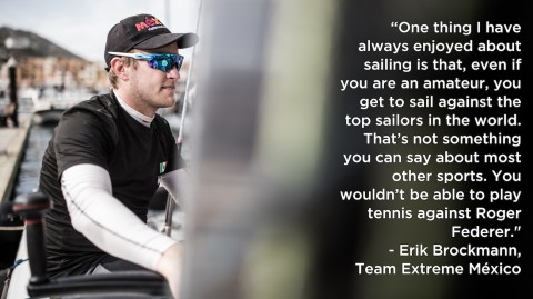 Spotlight on: Erik Brockmann, skipper of Team Extreme México