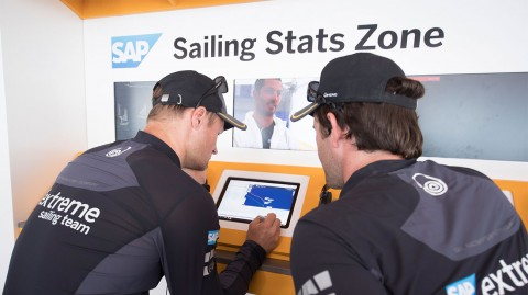 Software giant SAP extends Extreme Sailing Series™ sponsorship until 2022